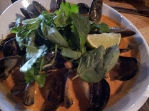 commoner mussels