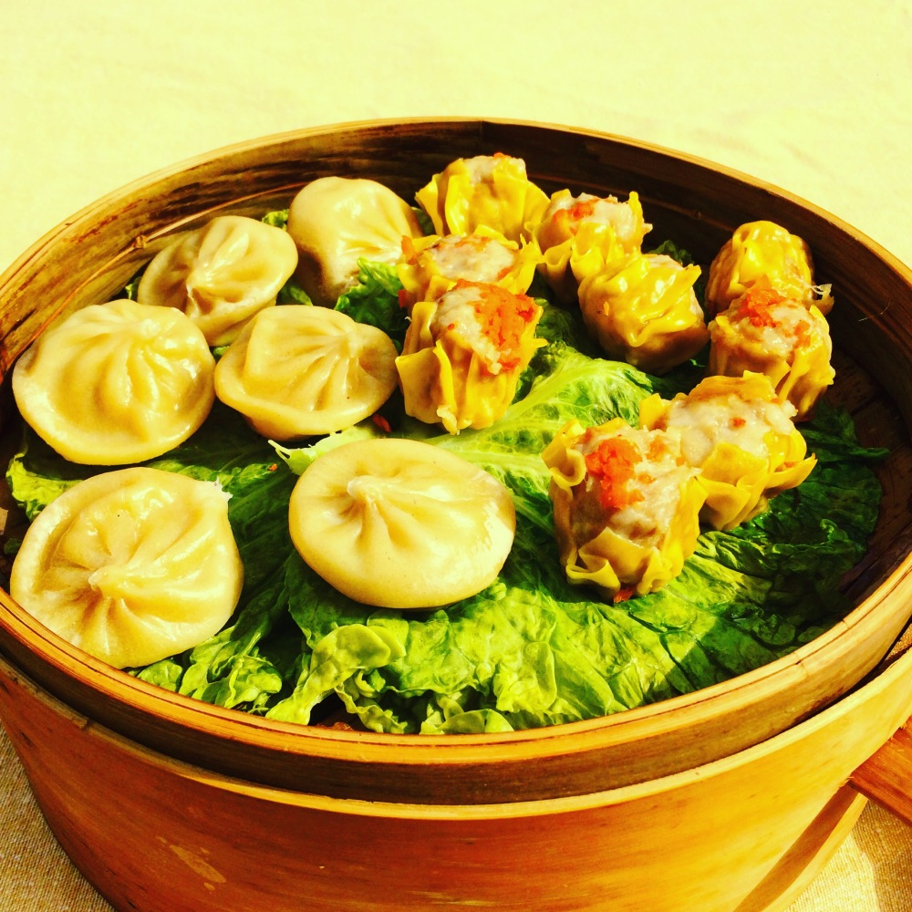 Dim Sum Shao Mai and Soup Dumplings