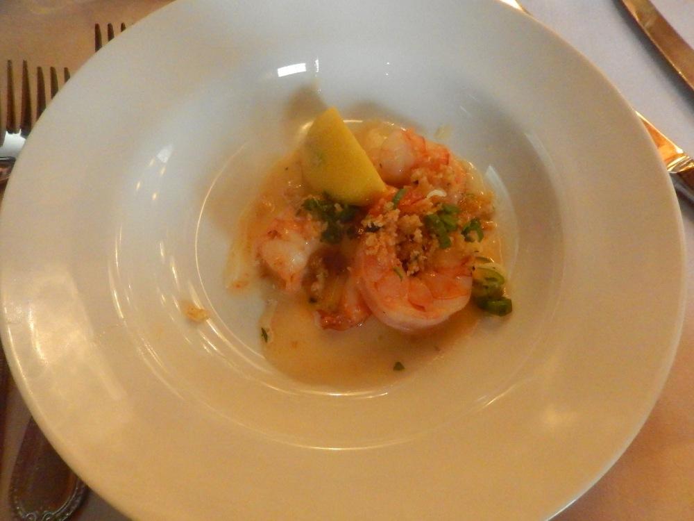 Shrimp marucca